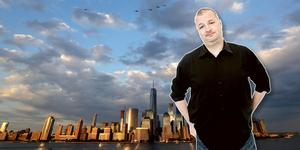 Det har gått 15 år sedan Per Bjurman kom till New York – och han tycker sig fortfarande leva i en dröm. Bilden är ett montage.