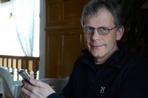 Anders Westerlund är övertygad om att Jakob Stadell kommer att göra en bra gestaltning av  Lustigs Per.
