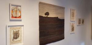 Konst av Britta Penje visas på Galleri Kretsen med början på lördag.