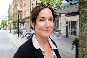Madelene Schreiner, 44,  lärare, Sundsvall: