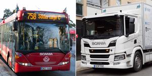 Vanliga SL-bussar ska kunna använda så kallad geofencing-teknik. Idag används tekniken bland annat i den lastbil som fått dispens att leverera varor i Stockholms innerstad nattetid.