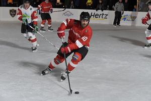 Henrik Zetterberg i finalen.