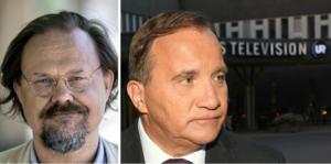 Förtroendet för Stefan Löfven är på tillbakagång. Välförtjänt, anser Jens Runnberg.