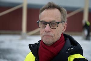 Ingemar Linusson, fastighetschef på Skövde kommun.