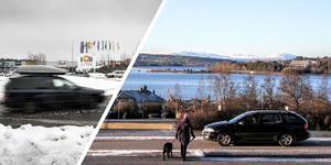 Fotot är ett montage. Bilden till höger är tagen av Harry Westermark.
