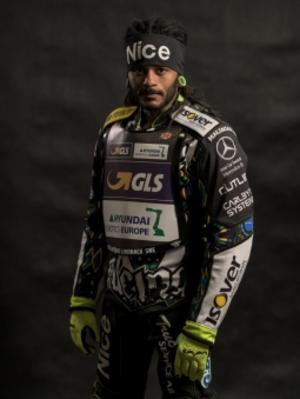 Antonio Lindbäck. Foto: Speedway GP