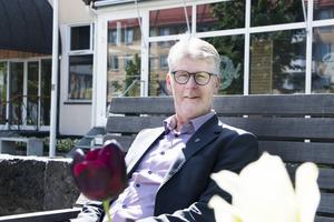 Pär Jerfström är Sandvikens nya kommundirektör. Han bor i Falun, men kommer att pendla till Sandviken.