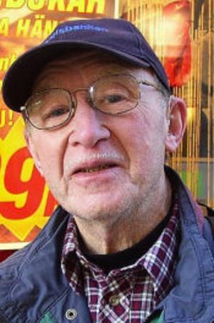 Carl Henning Strömqvist, 76, pensionär, Sundsvall: –Ja, jag har tagit fram dem för vintern. Men jag har inte tagit på mig dem än, det gör jag först när snön kommer. Det är psykologiskt det där. När jag var yngre hade jag aldrig långkalsonger, man vill gärna fortsätta att klara sig utan dem.