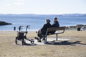 """Demens kallas ofta """"de anhörigas sjukdom"""", eftersom det ofta blir mycket svårt för de närstående. Foto: Berit Roald/TT"""