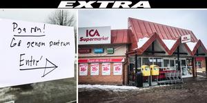 Rånet mot Ica Supermarket i Heby är på väg att klaras upp.