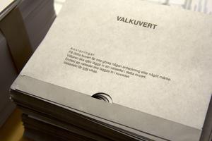 Valdeltagandet i Nynäshamn var lägre än i riket.