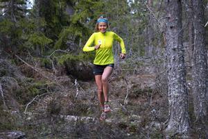 Johanna Åströms främsta mål i sommar är att hålla sig skadefri.