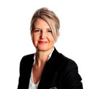 Inger Gunterberg, pressansvarig på Telia. Foto: Telia