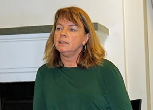 Karin Jonsson från Kännåsen är Centerpartiets kandidat till att bli nytt kommunalråd i Krokom.