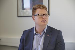 Bra att Fredrik Rönning (S) kritiserar Skandias analys av pensionsskulder, skriver debattören. Foto: Torbjörn Granling