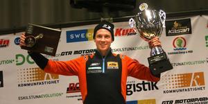 Joakim Ljunggren tog sin nionde seger  i Novemberkåsan.