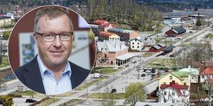 Näringslivschefen Hans-Göran Karlsson leder arbetet med att ta fram ett förslag på hur man kan bolagisera kommunens näringslivsenhet.