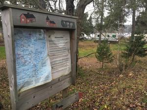 Under 2019 gjordes över 500 övernattningar på Singö camping.
