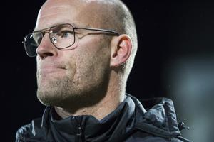 Joel Cedergren var inte nöjd med Giffarnas poäng – han hade hellre visat upp bra fotboll.