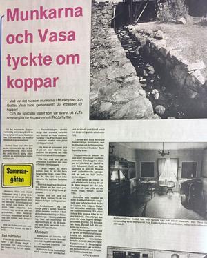 Ur VLT 1 augusti 1987.