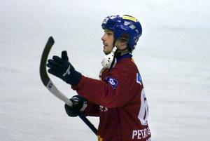 Peter Törnberg.