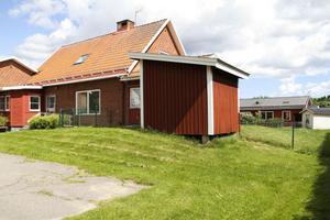 Sockenstugan bakom ICA Stjärnan föreslås bli hemvist för den nya förskolan Snöflingan.