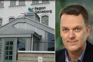Kommunikationsdirektör Dag Rosander lämnar Region Gävleborg. Bild: Björn Hanérus och Region Gävleborg