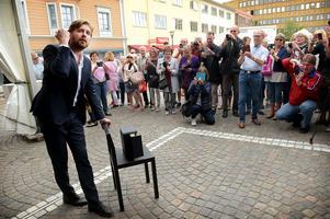 Filmregissören Ruben Östlund, känd för den rosade filmen The Square, skapade frizonen Rutan.