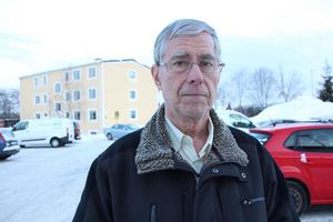 Matts Brusén, PRO Svärdsjö, är en av dem som nu ska kartlägga intresset bland äldre för lägenheter i Svärdsjö. Själv ser han flera fördelar. Pensionärer kan bo kvar tryggt och hus blir lediga i byn.