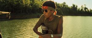 I rollen som den 17-årige soldaten Tyrone
