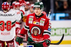 Nässén har 27 SHL-matcher på meritlistan och han fick dessutom speltid under SM-slutspelet i våras där Frölunda till slut fick fira ett SM-guld.