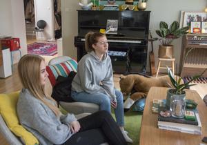 Maja Almquist som är marknadsföringsansvarig säger att Rebicycles främsta målgrupp är familjer med ont om tid och gott om sopor.