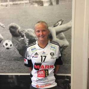 Cornelia Ellefors är klar för BK30. Bild: BK 30