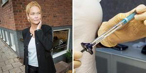 Botox- och fillerbehandlingar är kärnan i Jeanette Svedbergs bolag.
