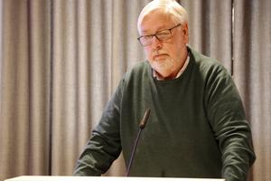 Riksvägsfrågan har blivit Ljusdals eget Brexit, tycker Harald Noreus, (L).