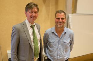DT:s Jens Runnberg ifrågasätter uttalanden från Joakim Storck (C) och Jonas Lennerthson (S).