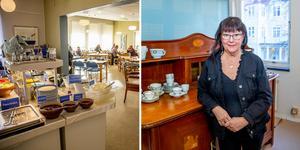Eva Larsson blir ny restaurangchef på restaurang Vårsta som öppnar 3 februari.