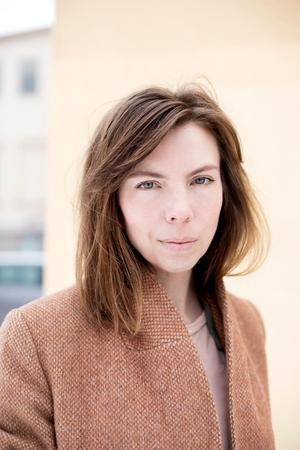 Cecilia Björk, bördig från Härnösand, är aktuell med sin första långfilm – dokumentären