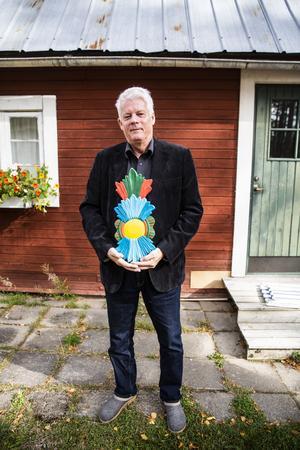 Bosse Yman har skrivit Jöns Ljungberg-bok.