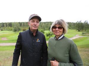 Stig Olsson och Rose-Marie Murmester.