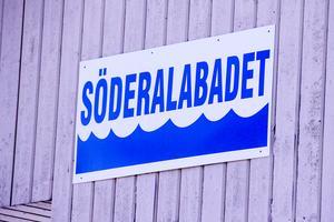 Söderalabadet kommer att renoveras.