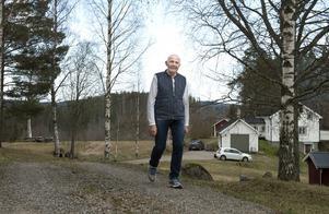 2016 genomgick Thure Eriksson sin andra lungtransplantation. Bild: Håkan Humla