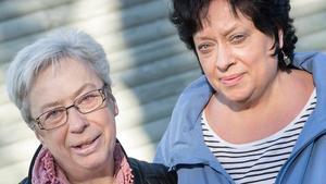 Birgitta Segersten och Maria Berggren utsågs till Årets Fjällsjöbor 2016.