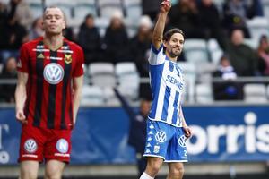 ÖFK: s insats under säsongens  sista match lockade nog inga nya sponsorer, tror Arvid.