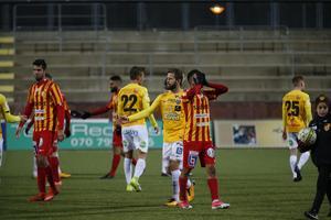 När spelade Syrianska FC i division 1 senast?