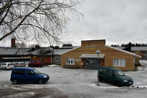 Inne i äldreboendet Knutsgården i Stöde ligger restaurangen Matknuten.