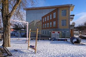 En av Urban Levins bilder från Södra Vallby.
