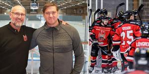 Patrik Klüft är ny ungdomsansvarig i Hudiksvalls HC. Bild: Hudiksvalls HC, Victoria Mickelsson