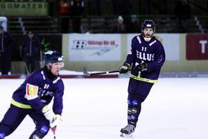 Fredrik Larsson tror på skräll mot Hammarby på tisdag.