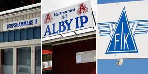 Torpshammars IF, Alby FF och Fränsta IK var de enda föreningar som beviljades bidrag till investeringar vid hösten fördelning av riktade bidrag.